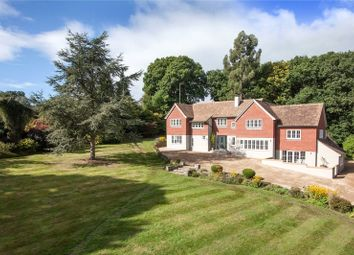 Thumbnail 5 bed detached house to rent in Plaistow Road, Dunsfold, Godalming, Surrey