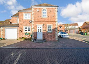 Thumbnail 4 bed detached house for sale in Chippenham Mews, Orton Longueville, Peterborough