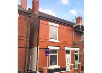 Thumbnail 3 bed semi-detached house for sale in William Street, Long Eaton