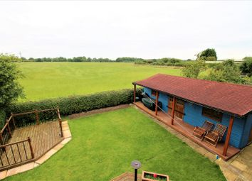Thumbnail 4 bed detached house for sale in Melbourne, York