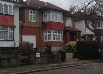 Thumbnail 5 bed detached house for sale in Crespigny Road, Hendon, London