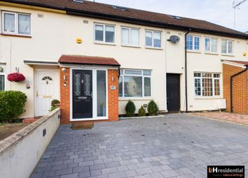 Thumbnail 3 bed terraced house for sale in Sinderby Close, Borehamwood