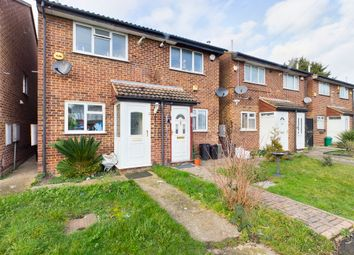 Thumbnail 1 bed semi-detached house for sale in Westlands Close, Hayes