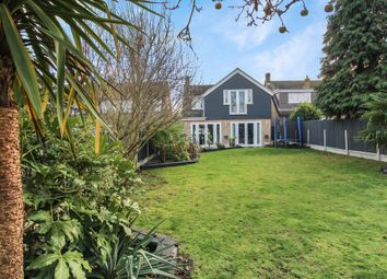 Thumbnail 4 bed detached house for sale in Downham Road, Wickford
