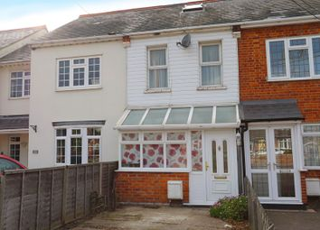 Thumbnail 3 bed terraced house for sale in Kenneth Road, Hadleigh, Benfleet