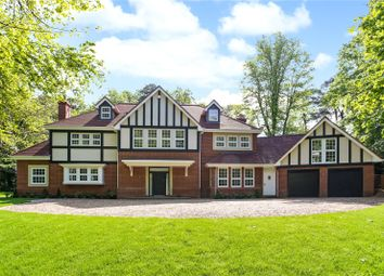 6 bed detached house for sale in Chaucer Grove, Camberley, Surrey GU15