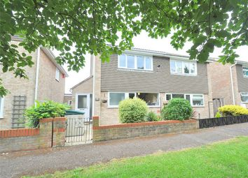Thumbnail 3 bed semi-detached house for sale in Hardy Close, Hartford, Huntingdon, Cambridgeshire