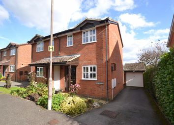 Thumbnail 2 bed semi-detached house for sale in Black Acre Close, Amersham