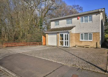 Thumbnail 4 bedroom detached house for sale in Blaen Y Coed, Rhiwbina, Cardiff