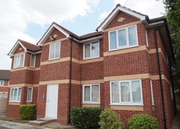 Thumbnail 2 bed flat for sale in Dinas Court, Huyton