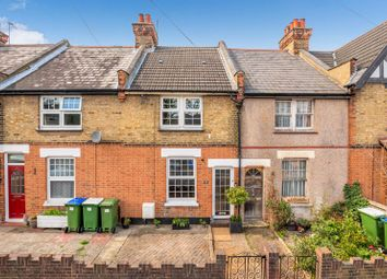 Thumbnail 3 bed terraced house for sale in Woodside Crescent, Sidcup