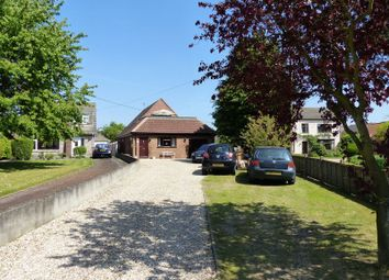 Thumbnail 5 bed detached bungalow for sale in The Smithy, School Lane, North Hykeham