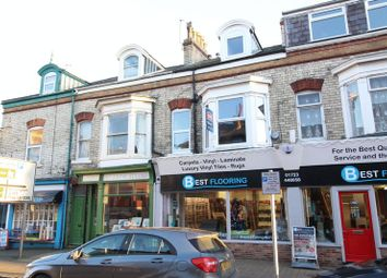 Thumbnail 2 bedroom flat to rent in Victoria Road, Scarborough