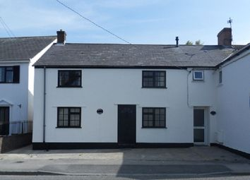 Thumbnail 2 bed cottage to rent in Beach Road, Penclawdd, Swansea