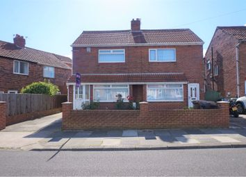 Thumbnail 2 bed semi-detached house for sale in Meadway, Newcastle Upon Tyne