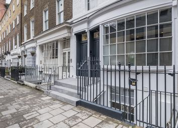 Thumbnail 3 bedroom semi-detached house to rent in Upper Montagu Street, London
