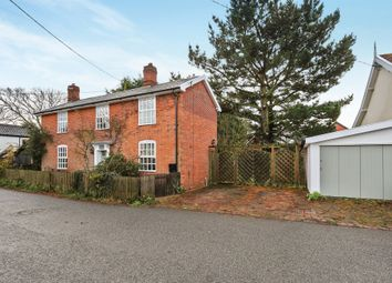 Thumbnail 3 bed detached house for sale in New Street, Fressingfield, Eye