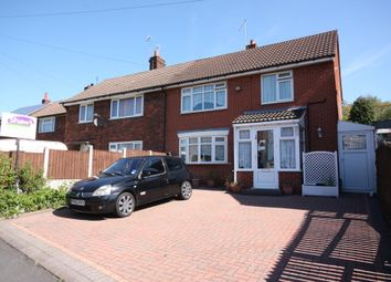 Thumbnail 3 bed semi-detached house for sale in Somerset Avenue, Kidsgrove, Stoke-On-Trent