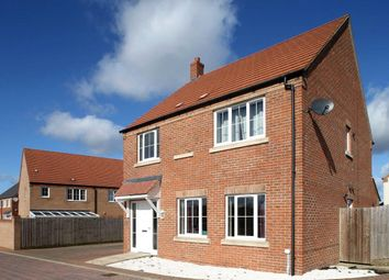 Thumbnail 4 bed detached house for sale in Romans Walk, Caistor