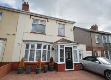 Thumbnail 3 bed semi-detached house for sale in Scrogg Road, Walker, Newcastle Upon Tyne