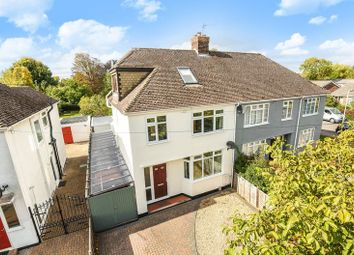 Thumbnail 5 bed semi-detached house for sale in Sellwood Road, Abingdon