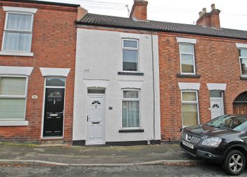 Thumbnail 2 bed terraced house to rent in Worth Street, Carlton, Nottingham