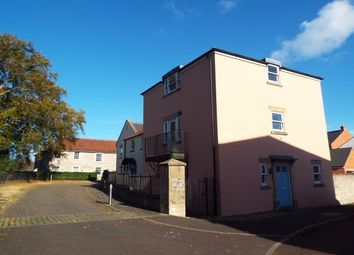 Thumbnail 3 bedroom detached house to rent in Norah Fry Aveune, Shepton Mallet