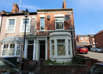 Thumbnail 2 bed flat to rent in Dover Street, Coventry