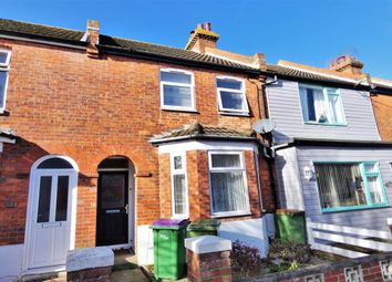 3 bed terraced house for sale in Royal Military Avenue, Folkestone CT20