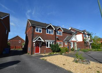 3 bed end terrace house to rent in Nether Vell-Mead, Church Crookham, Fleet GU52