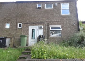 Thumbnail 3 bed end terrace house to rent in Nightingale, Wellingborough