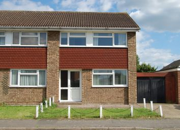 Thumbnail 3 bed property to rent in Coppidwell Drive, Aylesbury