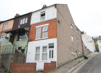 Thumbnail 1 bed flat for sale in Upper Luton Road, Chatham