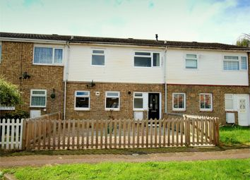 Thumbnail 3 bed terraced house for sale in Marquis Close, Eaton Socon, St. Neots