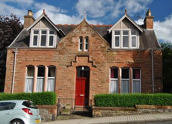 Thumbnail 3 bed flat for sale in Balmoral Place, Galashiels