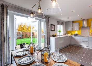 "Thumbnail 4 bedroom detached house for sale in ""Kingsley"" at Farriers Green, Lawley Bank, Telford"