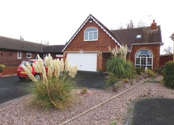 Thumbnail 4 bed detached house for sale in Elwy Circle, Kinmel Bay, Conwy
