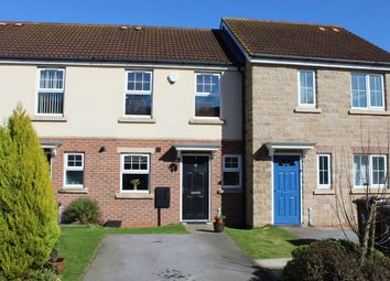 Thumbnail 2 bed terraced house for sale in Orchard Close, Lincoln