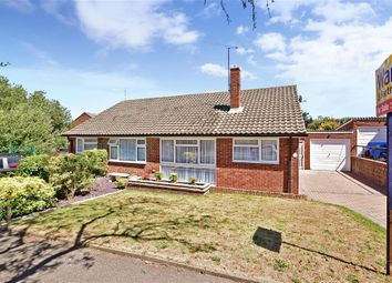Thumbnail 2 bed semi-detached bungalow for sale in Farm Hill Avenue, Strood, Rochester, Kent