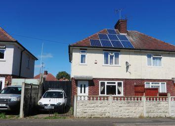 Thumbnail 3 bedroom semi-detached house for sale in Berry Avenue, Kirkby-In-Ashfield