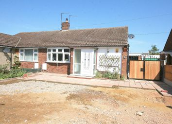 Thumbnail 2 bed semi-detached house for sale in Norman Road, Barton-Le-Clay, Beds