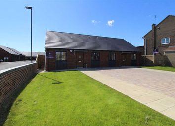 Thumbnail 2 bed semi-detached bungalow for sale in Wallington Close, North Shields