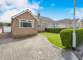 Thumbnail 4 bed semi-detached bungalow for sale in Grundale, Kirk Ella, Hull
