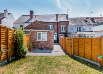 Thumbnail 3 bed terraced house for sale in Bank Street, Heath Hayes, Cannock