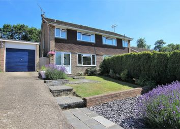 Thumbnail 3 bed semi-detached house for sale in Alders View Drive, East Grinstead, West Sussex