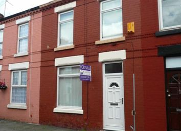 Thumbnail 2 bedroom terraced house for sale in Primrose Grove, Wallasey
