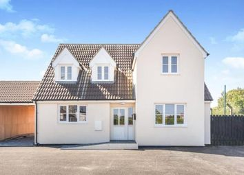 Thumbnail 3 bed link-detached house for sale in Feltwell, Thetford, Norfolk