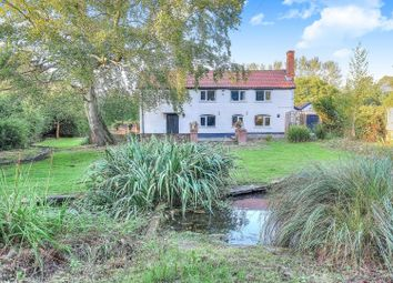 Thumbnail 4 bed country house for sale in Cargate Lane, Norwich