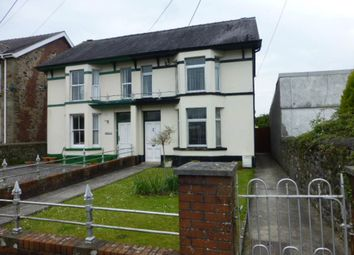 Thumbnail 3 bed semi-detached house to rent in Heol Cennen, Ffairfach, Llandeilo