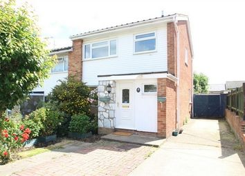 Thumbnail 3 bed semi-detached house for sale in Broadacres, Guildford, Surrey